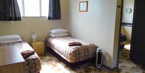 tourist cabin bedroom