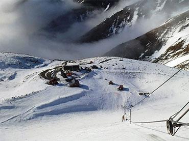 Awakino Ski Field