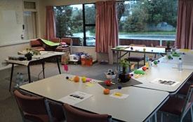 purpose-build conference room