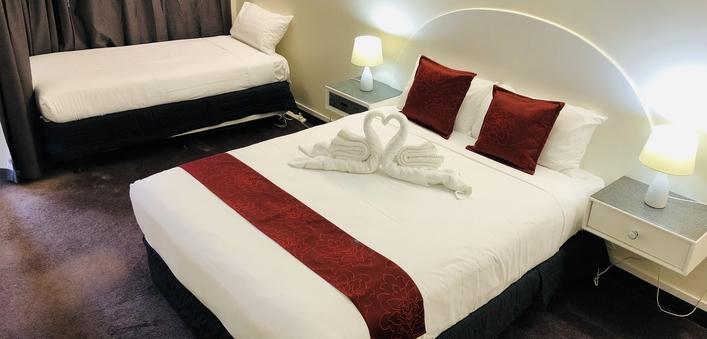 Alcamo Hotel Hamilton NZ