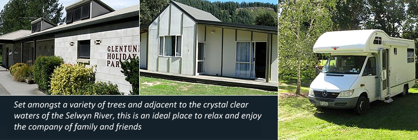 Darfield Accommodation, New Zealand