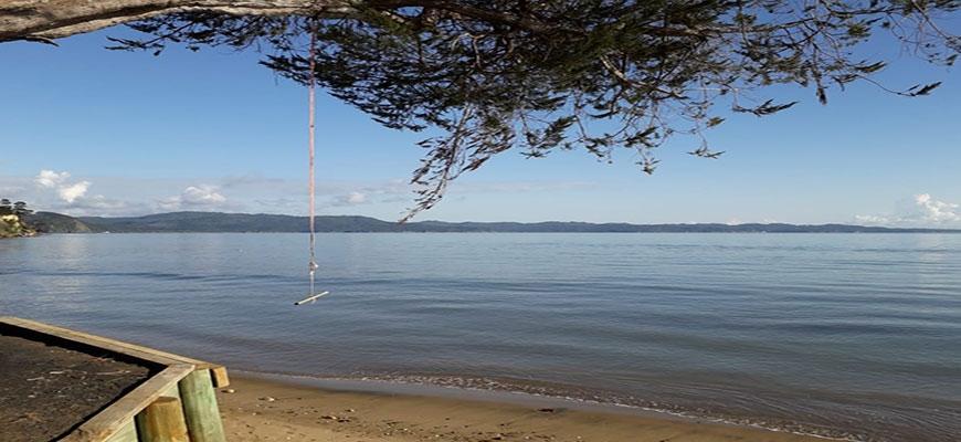Waiuku beach