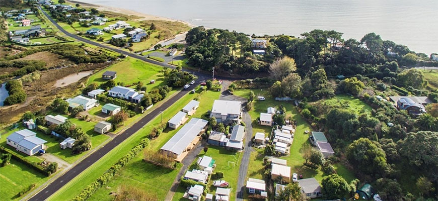 Waiuku holiday park