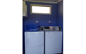 laundry amenities