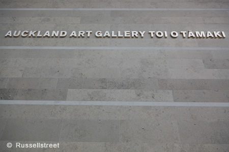 Auckalnd Art Gallery