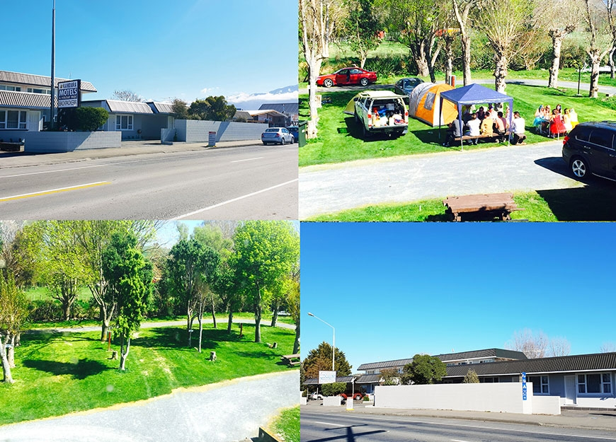 campervan sites