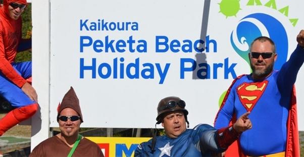 Kaikoura Beach Holiday Park