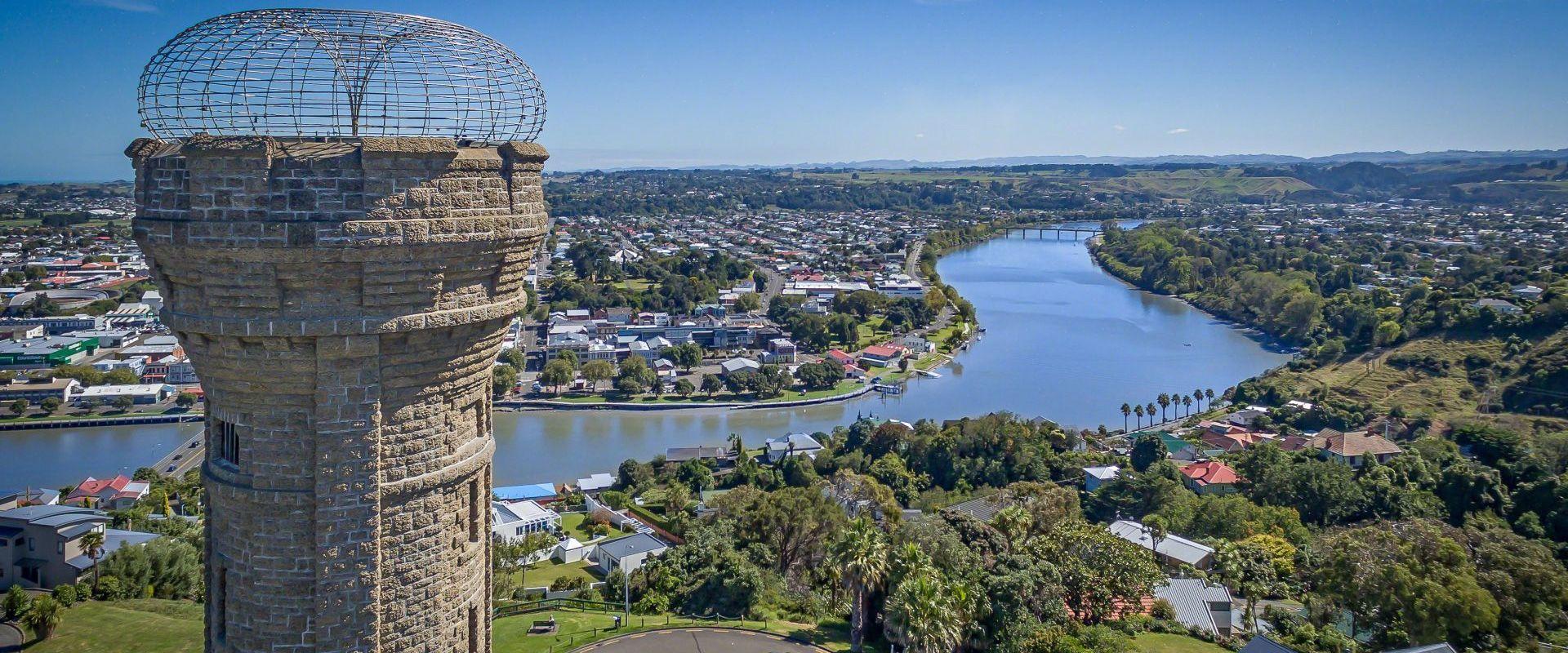 Whanganui river bridges