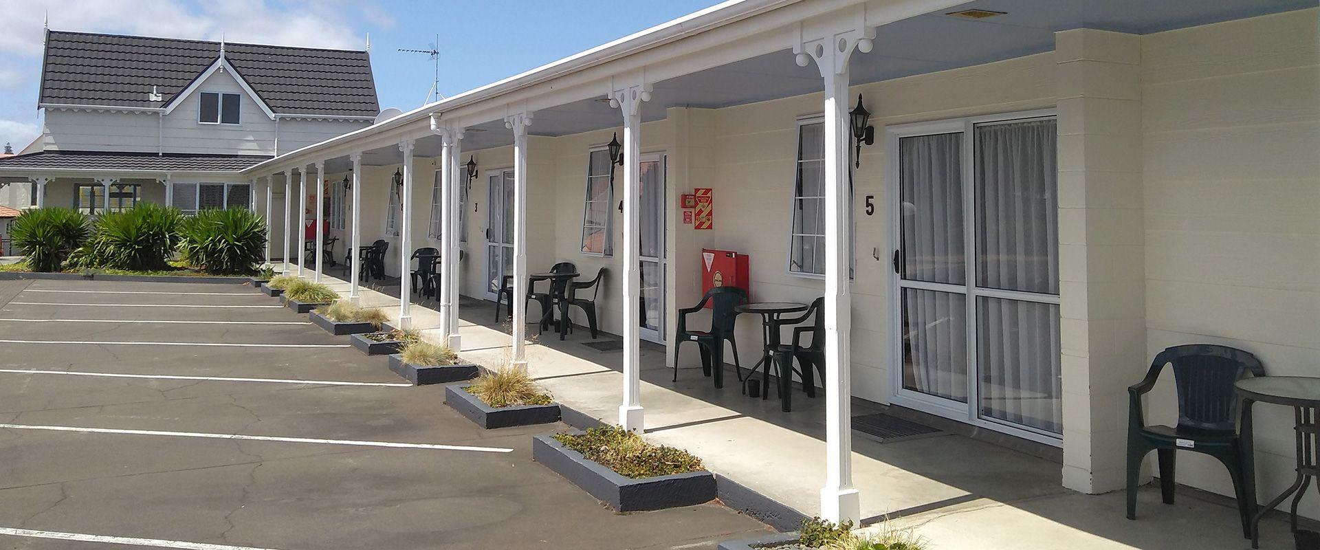 motel in Whanganui