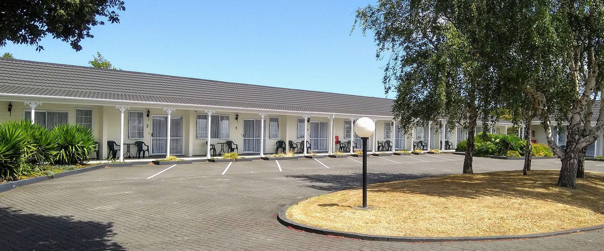 Whanganui accommodation