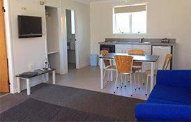 1-bedroom unit kitchen