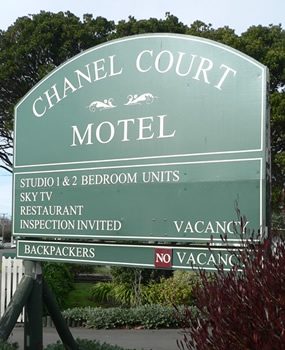 activities near Chanel Court Motel