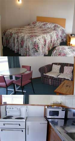 Image of the interior of accommodation in Hamilton at Motel Six