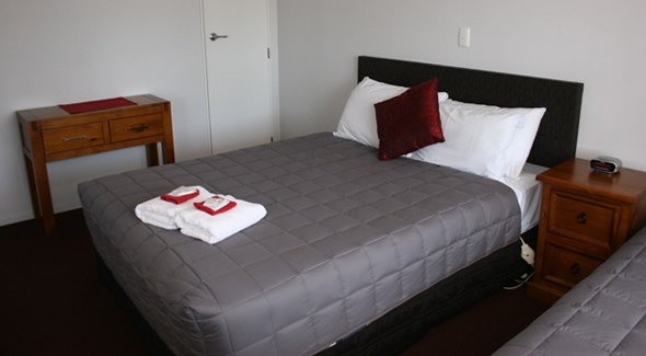 fully equipped accommodation