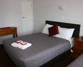 family accommodation with 1 queen-size and 1 single bed