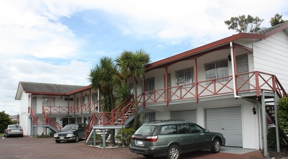 Burgundy Rose Motel in Whangarei