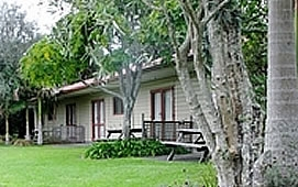 accommodation options in Whananaki, Northland