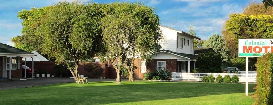 Papakura Motel Location image