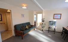 two bedroom apartment at Kuirau Park Motor Lodge, Rotorua, New Zealand