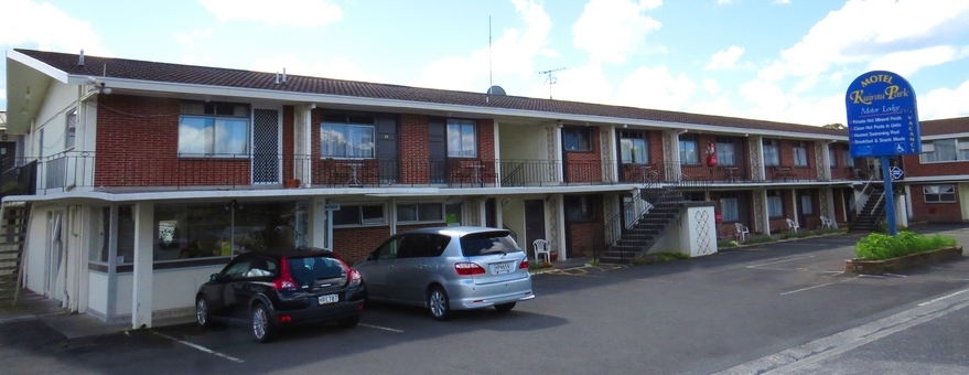 Central rotorua accommodation kuirau park motor lodge for Long lake motor inn