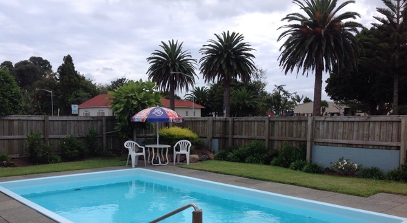 Kauri Lodge Motel pool