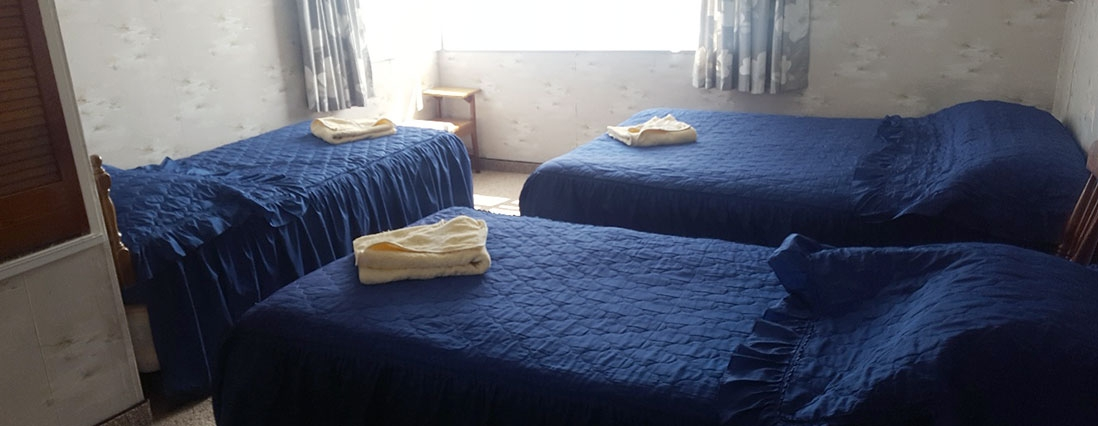 comfortable beds