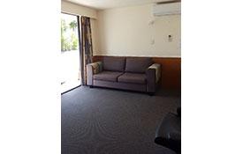 2-bedroom unit lounge