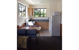 spacious 2-bedroom unit