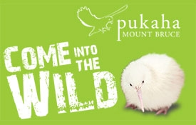 Pukaha Mount Bruce National Wildlife Centre