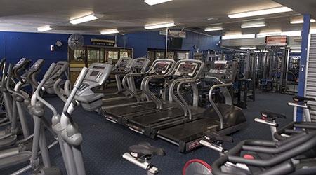 free gym use