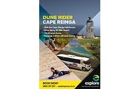 Explore: Dune Rider