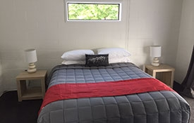 studio unit with king size bed