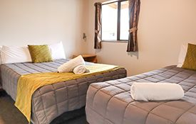 Unit 4 can accommodate up to 5 guests