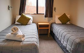 wheelchair friendly accommodation available at Unit 5