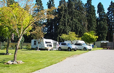 Powered Campervan/Caravan/Tent Sites
