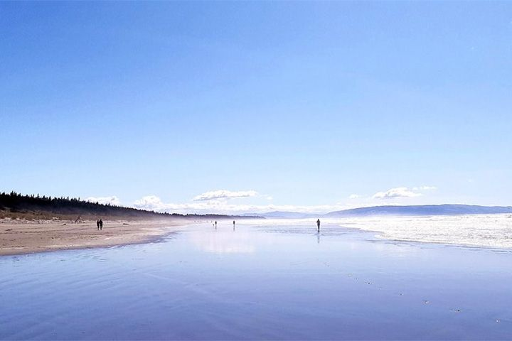 woodend beach