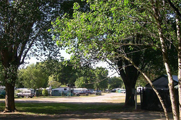 caravan and tent sites
