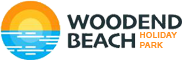 Woodend Beach Holiday Park Logo