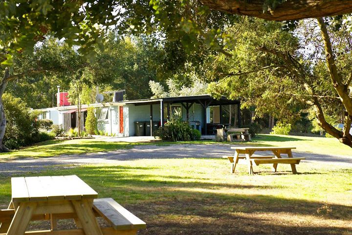 picnic areas