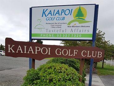 Kaiapoi Golf Club