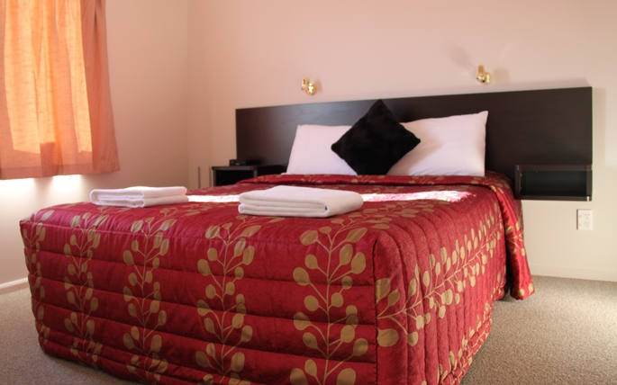 motel accommodation with kitchen, LCD TV and free WiFi