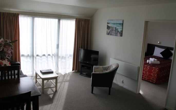 a range of accommodation options available in Christchurch