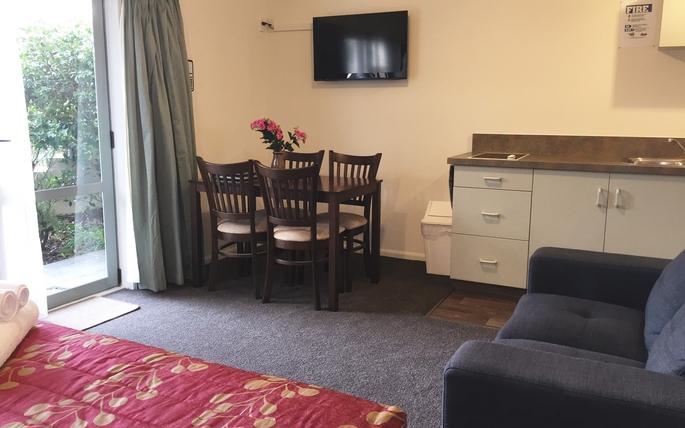 Alcala Motor Lodge - Christchurch Motel, New Zealand