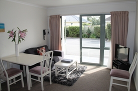 1-bedroom unit Christchurch