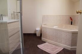 luxury studio unit