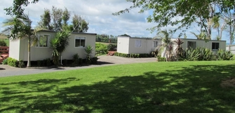 Maketu Holiday Park cabins