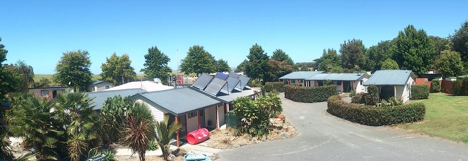 Maketu Holiday Park facilities