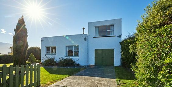 three-bedroom holiday house in Kaikoura