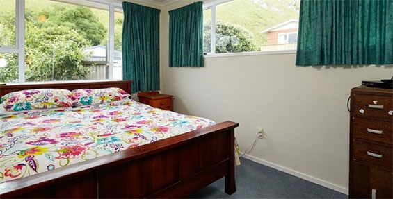 holiday home bedroom #1