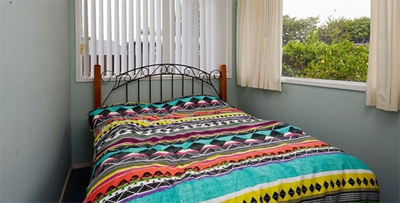 holiday home bedroom #2